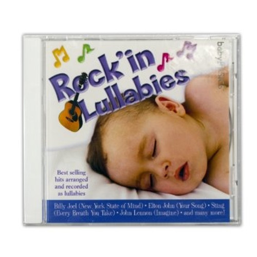 ✅Rock'in Lullabies by Baby Basics