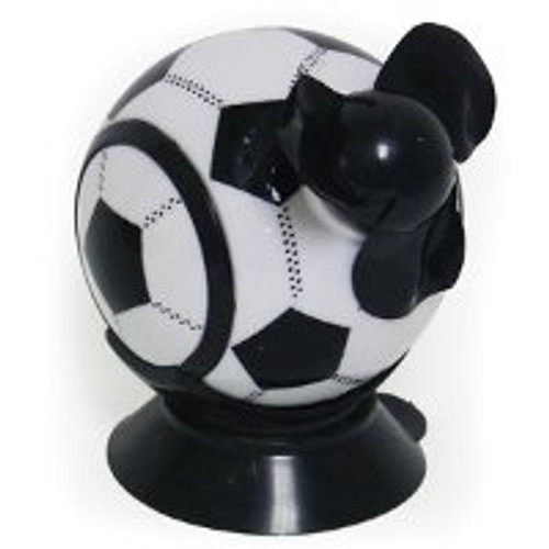 Soccerball Battery Operated Fans- great for Party Favors, Sleepaway Camp