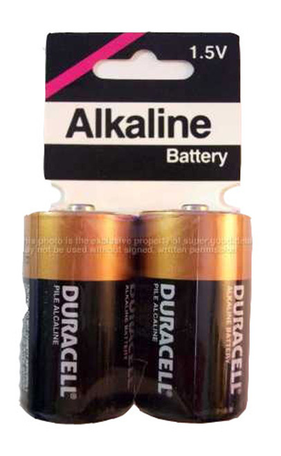 D Cell Duracell Battery 2-Packs (Factory Fresh As Low As 2.99 Per 2-Pack)