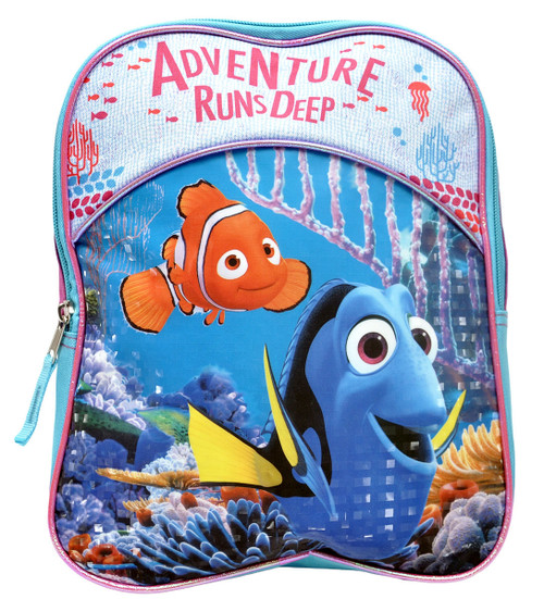 Finding Nemo : Adventure Runs Deep backpack