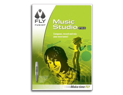 ✅Fly Fusion Music Studio Pro for Fly Fusion Pentop Computer - Brand New