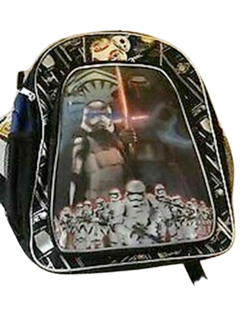 ✅ Star Wars The force Awakens Backpack - USA SELLER - FREE SHIPPING!