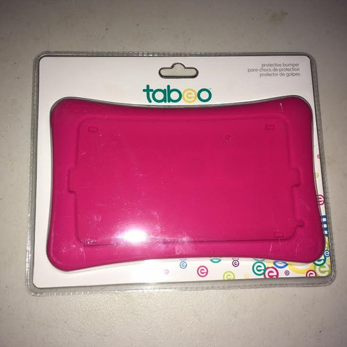 Tabeo Silicone Protective Case pink