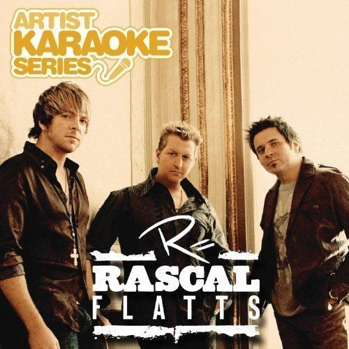 Artist Karaoke Series: Rascal Flatts CD