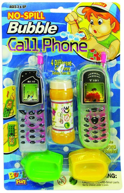 Bubble Maker Cellphone