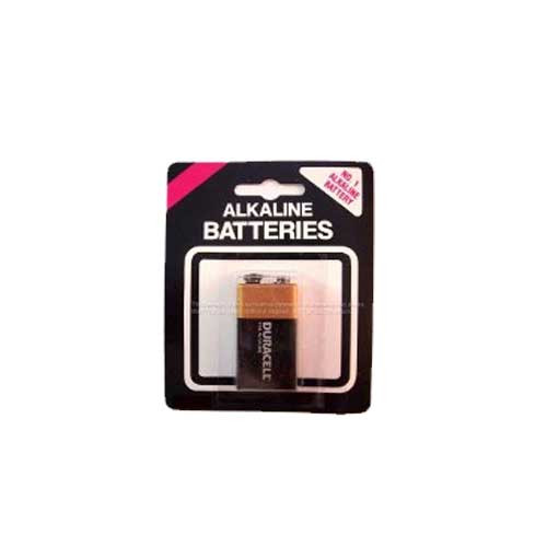9V Nine Volt Duracell Battery Single Packs at an Unbeatable Price