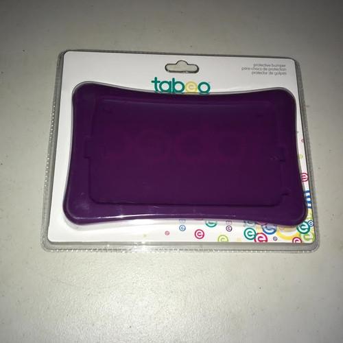 Tabeo Silicone Protective Case Purple
