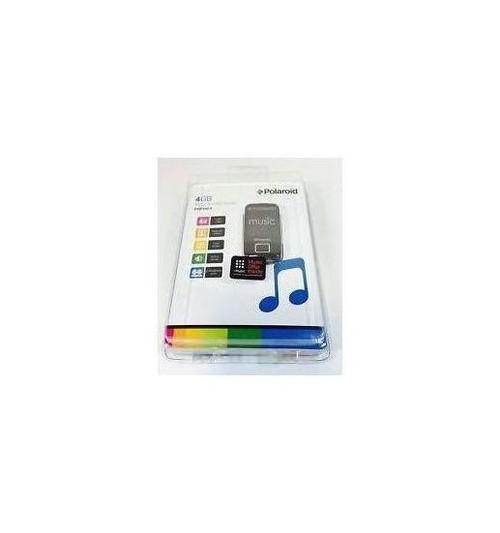✅ Polaroid 4GB Music & Video Player w/Built in Camera model PMP28C-4