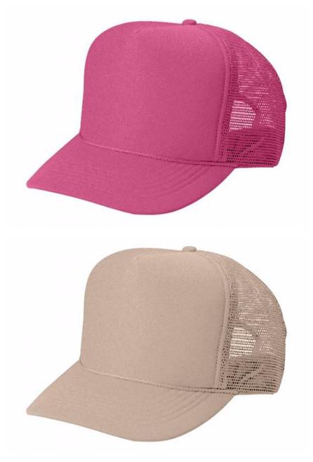 ✅Unisex Baseball Golf Mesh Cap  Snapback Adjustable CAP