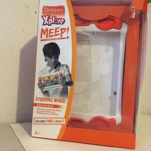 ✅ Xplore Meep Steering wheel My tablet my world