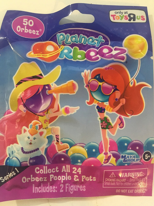 Planet Orbeez- Series 1