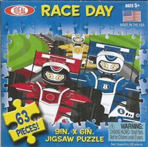 IDeal Race Day Jigsaw Puzzle