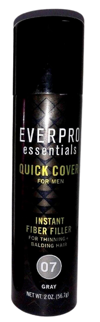 ✅EverPro Gray 2oz Hair Building Thickening Fibers/No More Bald Spot/Low as $4.93