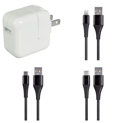 Black Beast® - Worlds Fastest Charging Cable (4x Speed!) / 3-6-10 ft / Choose iP