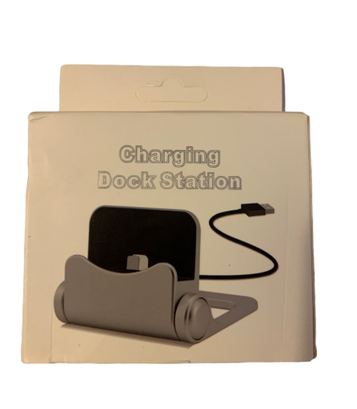 Fast Charge & Sync Swivel Dock Station