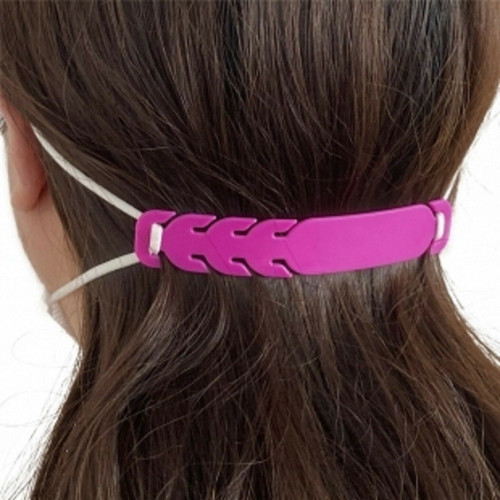 10pcs Mask Extender Strap, EAR RELIEF Adjustable Mask Holder for Adults and Kids