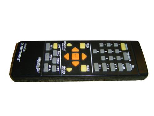 ✅ US ELECTRONICS VIDEO REMOTE CONTROL # UTV86X-E