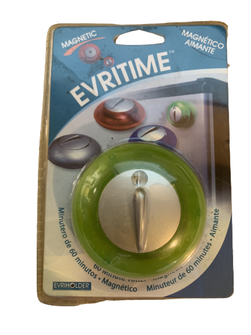 ✅Magnetic Evrtime 60 Minute Green Timer