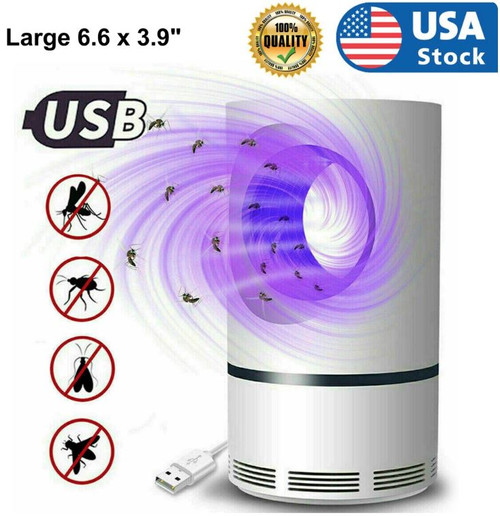 ✅Electric Mosquito Insect Killer Lamp Zapper LED Light Fly Bug Trap Pest Control