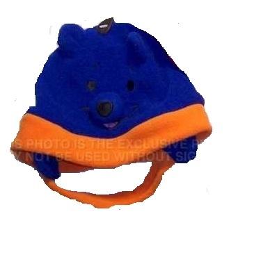 Cutie Pie Baby Bear Fleece Toddler Beanie Hat Cap