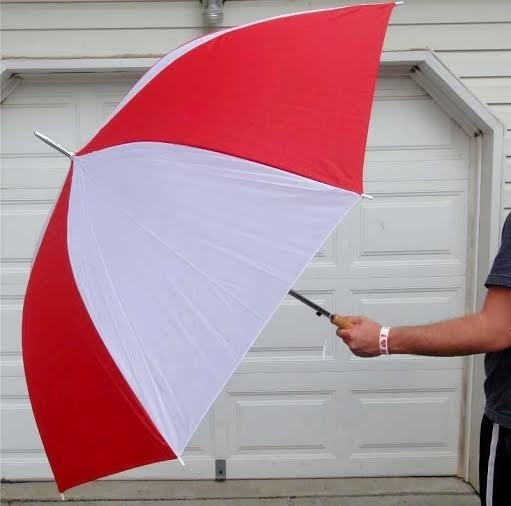 """Gigantic Automatic Golf 60"""" Umbrellas (open with the push of a button to Enormous 60"""")"""