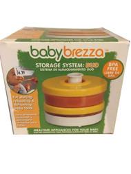 BabyBrezza Storage System