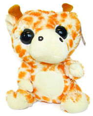 "Mr. Big Head Giraffe 8"" Plush Stuffed Animal"