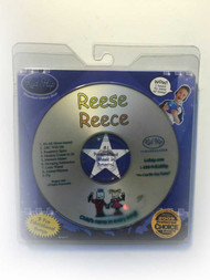 KID HIP Personalized Name (ReeseReece) CD- Hear Your Childs Name 50x In The Music