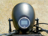 GPS motorcycle headlight