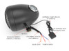 Bobber teardrop headlight