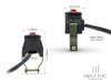 "Universal Handlebar Mount Engine Kill Switch - Fits 7/8""(22mm)"