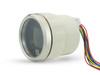 Motorcycle 52mm GPS Digital Speedometer MPH    KPH    Display Lights