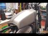 Classic Style Universal Unpainted 2.5 gal  Fuel Tank Raw Steel
