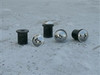 FAIRING FASTNERS M6x14MM WITH RUBBER WELL NUT (4) wellnut