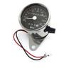 Motorcycle Speedometer /Tachometer chrome mini Dia. 2.5 with bracket (honda, kawasaki, suzuki, yamaha)