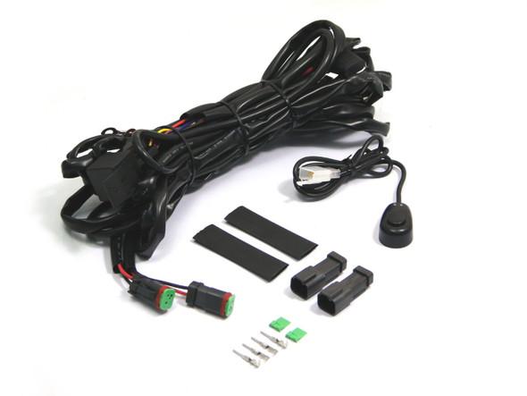 auxiliary light kit wiring kit