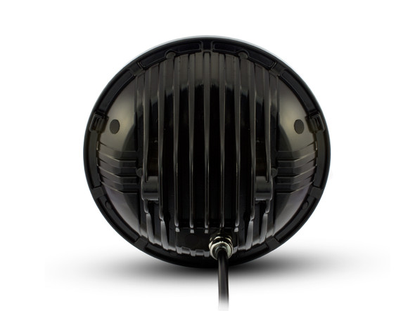7 inch Motorcycle LED Headlight   High Output Lens   Retro Install
