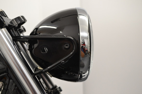 """7"""" Gloss Black Bucket 