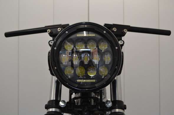 LEd Motorcycle headlight  the best