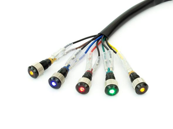 DIY Dash Lights Billet Instrument panel