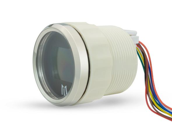 Motorcycle 52mm GPS Digital Speedometer MPH |  KPH  | Display Lights