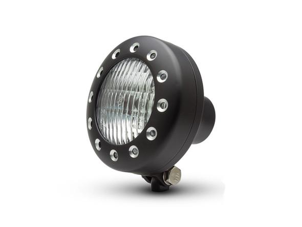 bottom mount motorcycle BILLET headlight