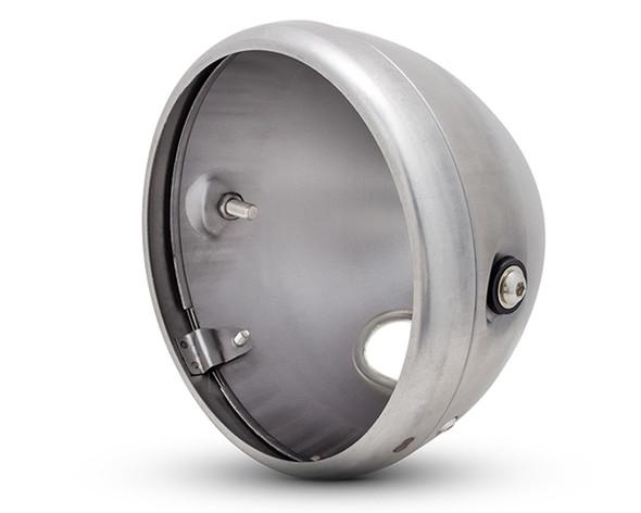 Steel Unpainted Motorcycle Headlight Bucket