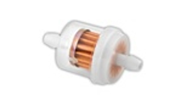 In Line Fuel Filter 3/16TH Motorcycle fuel filter