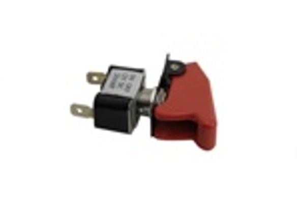 Bombs Away  Toggle Switch 20 Amp with Red Cap