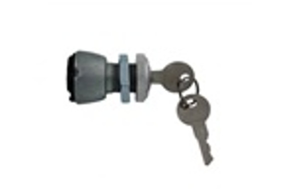 Universal 3 Position Ignition Key Switch on-off-on