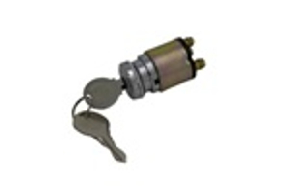 Universal 3 Position Ignition Key Switch Off-On-On