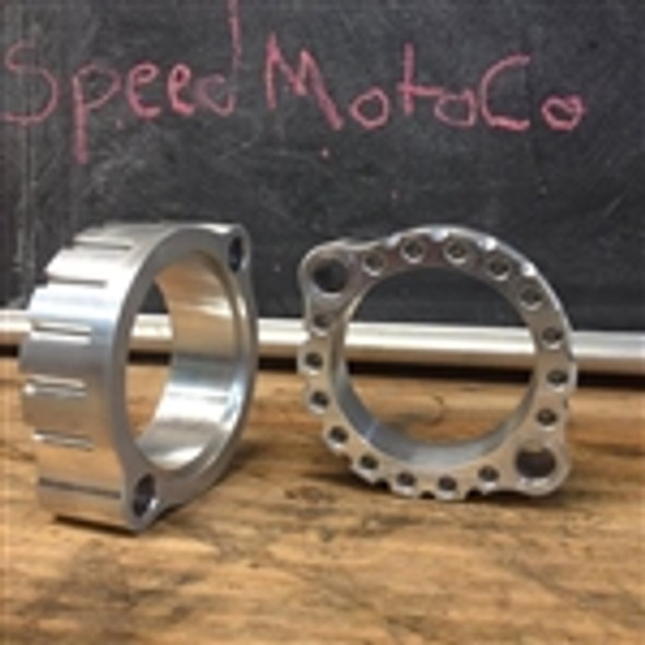 cb350 exhaust clamp