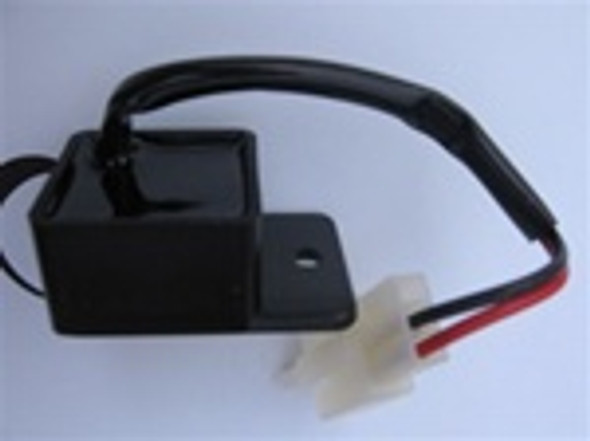 LED Electronic Flasher Relay with flat terminals