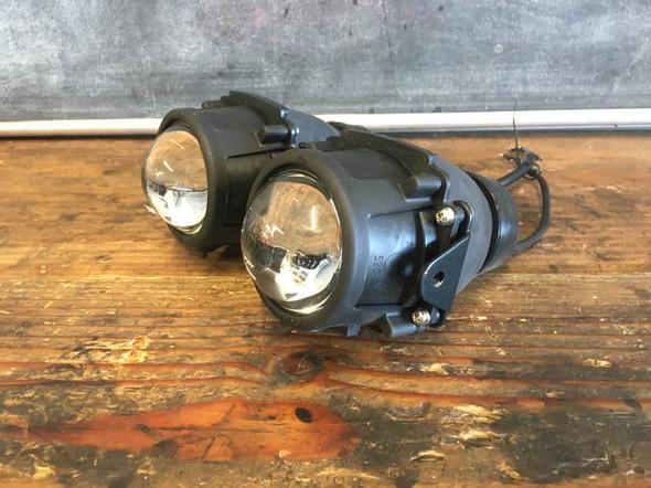 Twin Projector Motorcycle Headlight